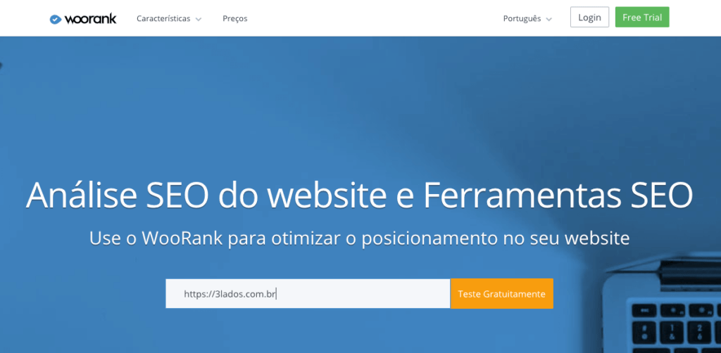 checklist de site 3 lados woorank 1024x502 - marketing digital em Brasília